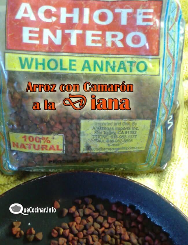 arroz-con-camaron-a-la-diana-10 Arroz Con Camarón a la Diana | Recetas Colombianas