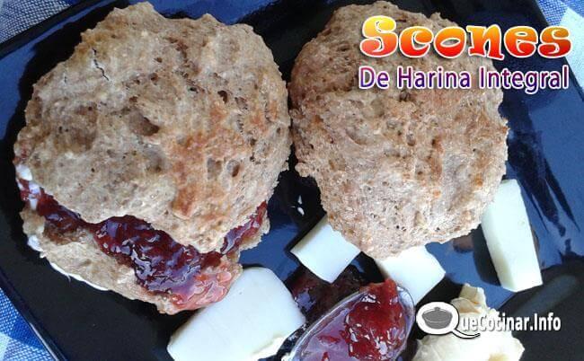 de-harina-integral-sin-grasa-6 Scones De Harina Integral Sin Grasa | Que Cocinar