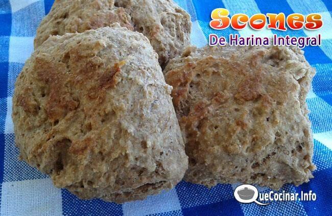 de-harina-integral-sin-grasa-7 Scones De Harina Integral Sin Grasa | Que Cocinar