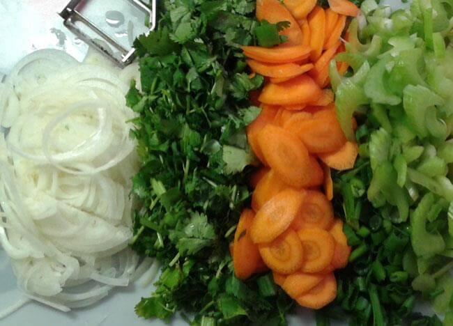 Pollo-con-verduras Pollo Con Verduras Delicioso| Recetas Con Pollo