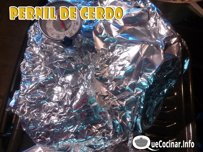 Pernil-de-Cerdo-2014-17 Pernil De Cerdo AL Horno | Comida Colombiana