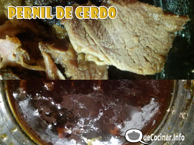 Pernil-de-Cerdo-2014-29 Pernil De Cerdo AL Horno | Comida Colombiana