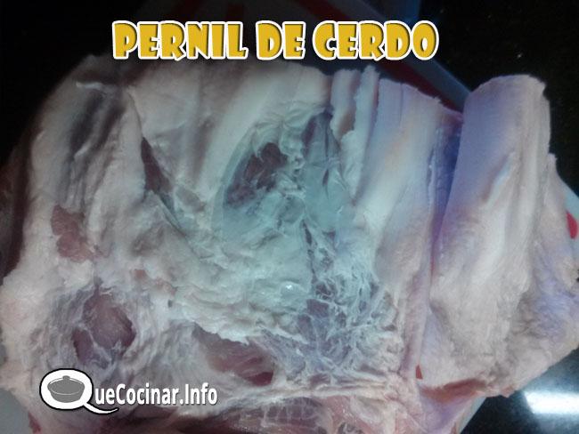 Pernil-de-Cerdo-2014-5 Pernil De Cerdo AL Horno | Comida Colombiana