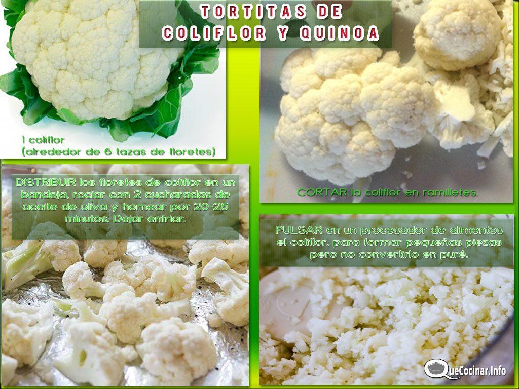 tortitas-de-coliflor-y-quinoa-1-1024x768 Tortitas de Coliflor y Quínoa | Que Cocinar