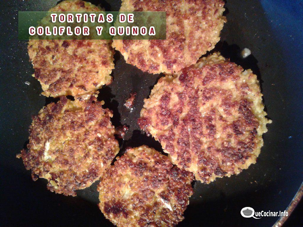 tortitas-de-coliflor-y-quinoa-3-1024x768 Tortitas de Coliflor y Quínoa | Que Cocinar