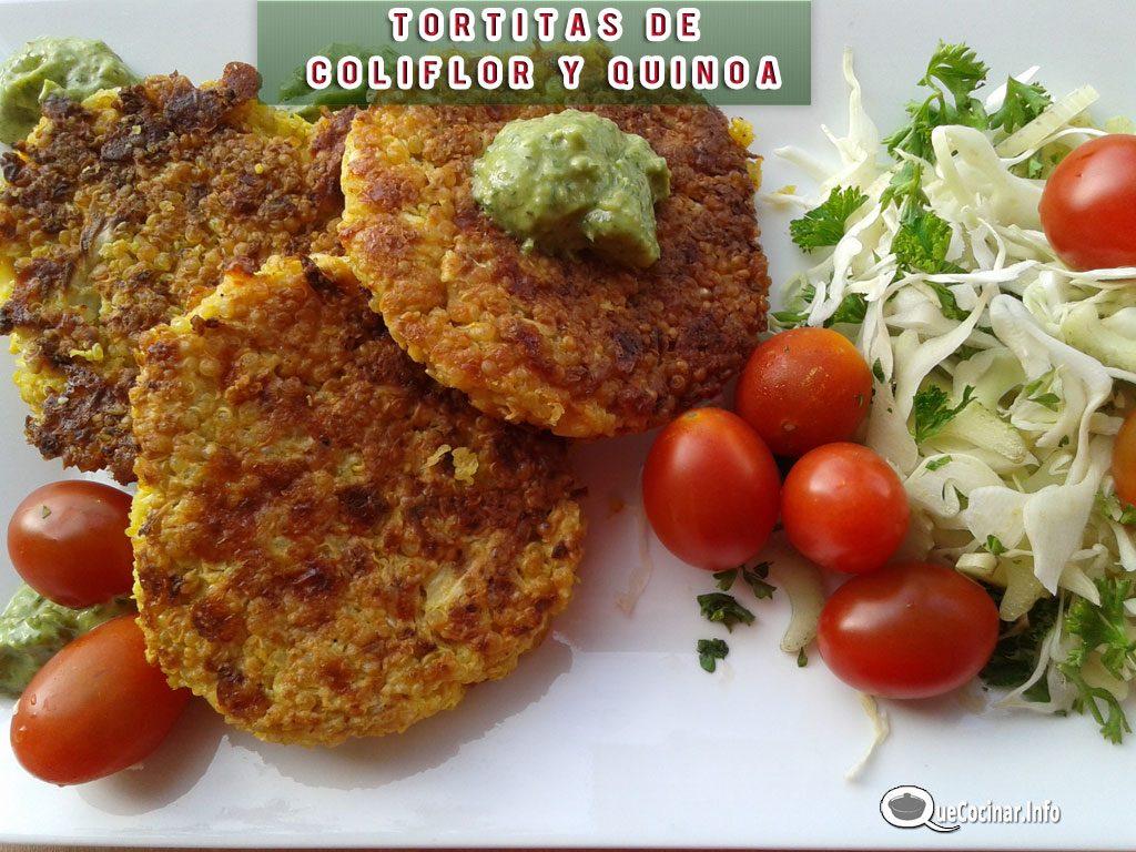 tortitas-de-coliflor-y-quinoa-5-1024x768 Tortitas de Coliflor y Quínoa | Que Cocinar