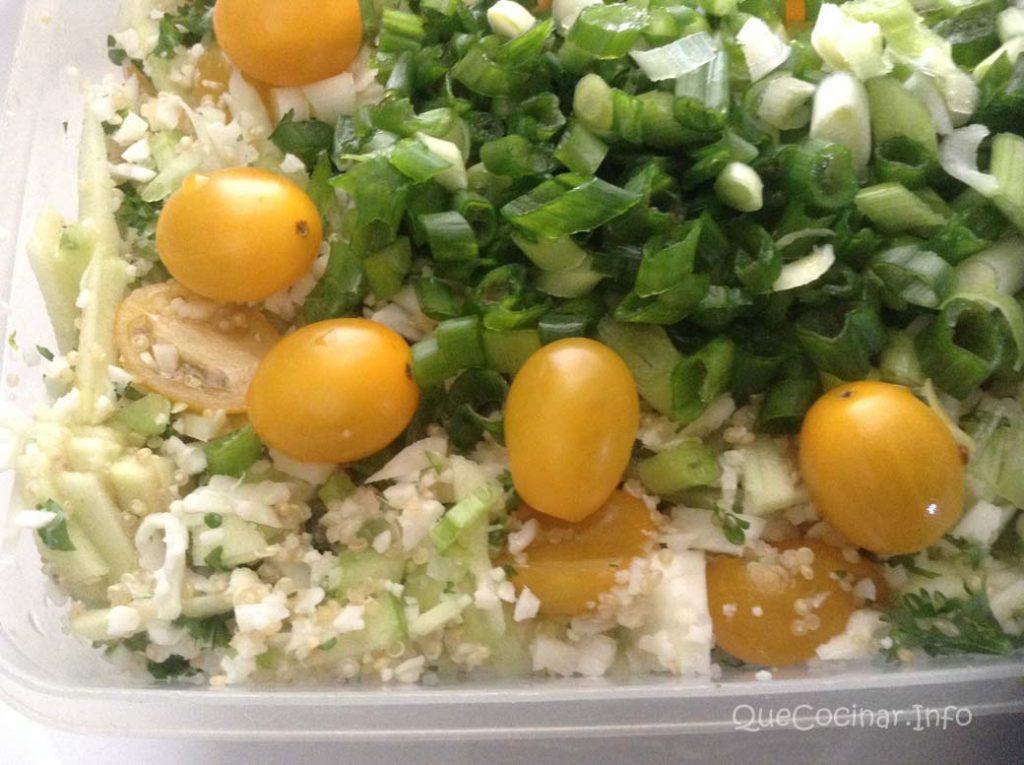 Ensalada-de-Coliflor-y-Quinoa-17-1024x765 Ensalada de Coliflor y Quínoa | Recetas Con Ensaladas