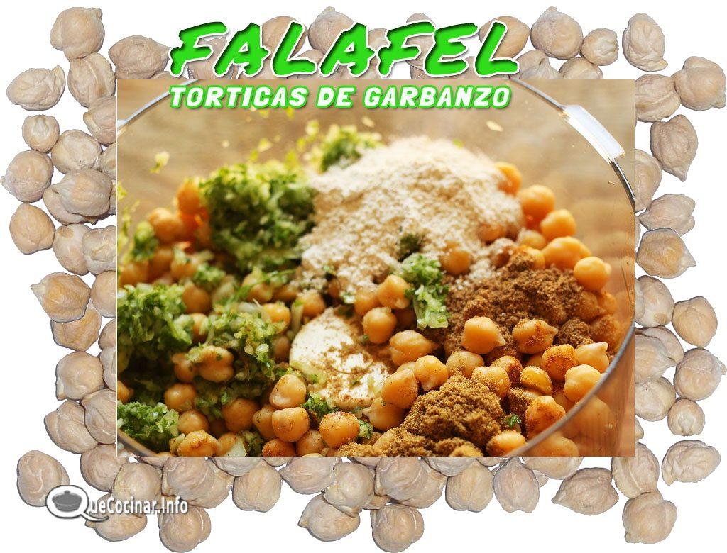 Falafel-Garbanzo-1024x780 Falafel Clásico Vegano | Torticas de Garbanzo