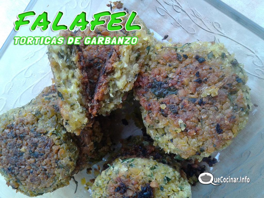 falafel-3 Falafel Clásico Vegano | Torticas de Garbanzo