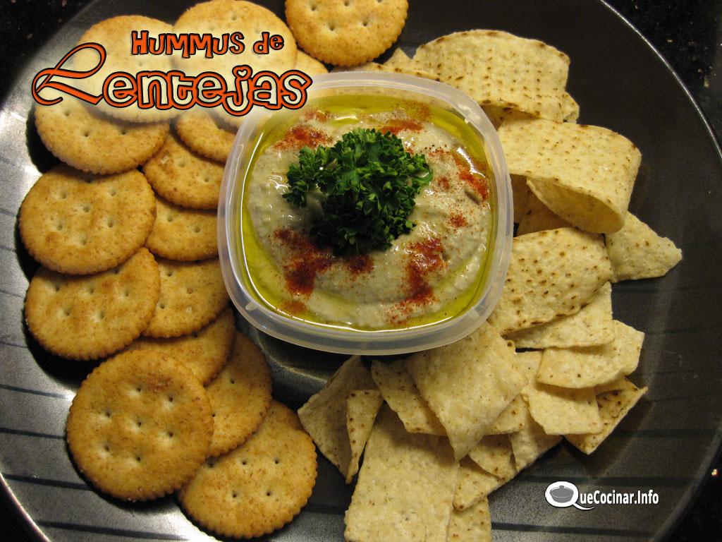 Hummus-de-Lentejas-2 Hummus de Lentejas | Pate de Lentejas