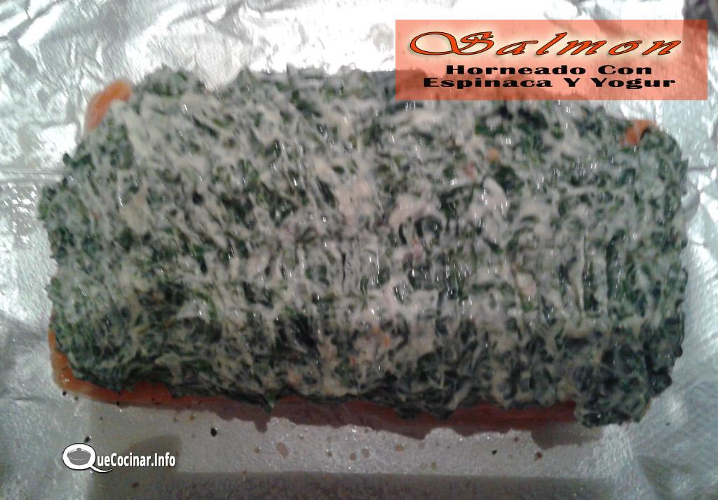 Salmon-horneado-con-espinaca-y-yogur-16 Salmon Horneado Con Espinaca Y Yogur