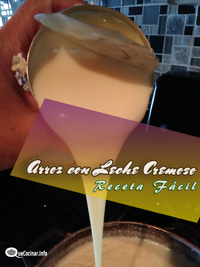 Arroz-con-leche-cremoso-6 Arroz Con Leche Cremoso Receta Fácil | Que Cocinar