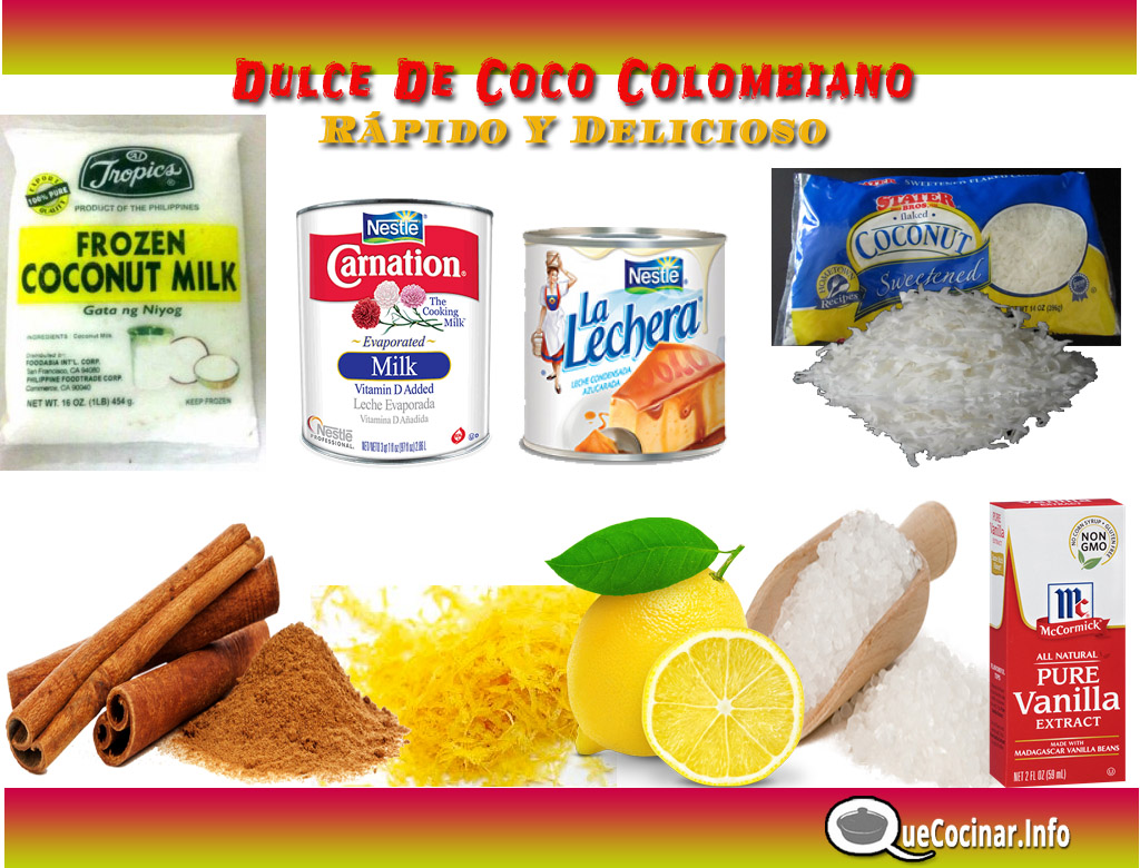 Dulce-de-Coco-copy Dulce De Coco Colombiano Rápido Y Delicioso