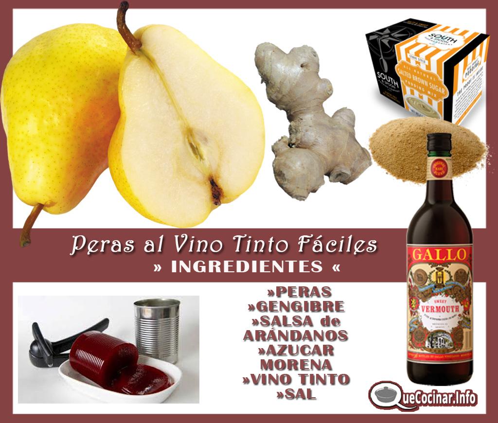 Peras-al-Vino-copy Peras al Vino Tinto Fáciles | Que Cocinar