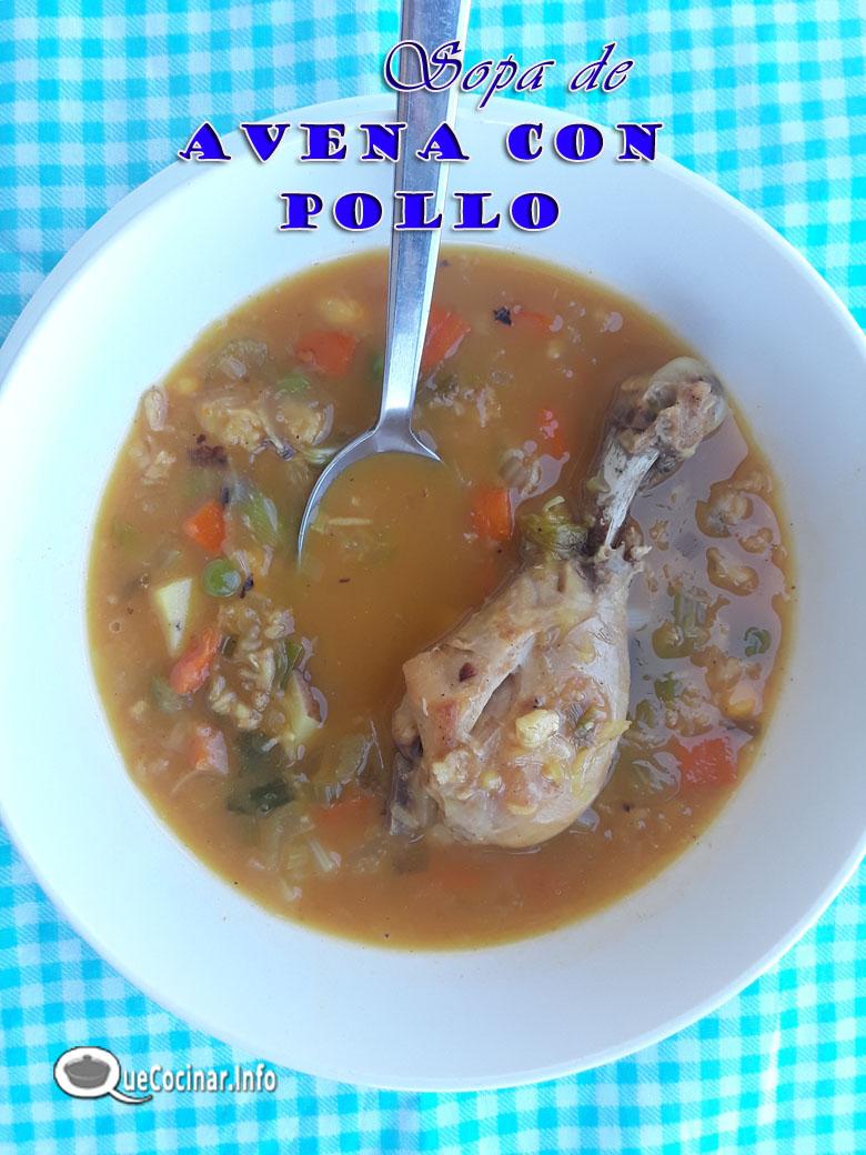 Sopa-De-Avena-Con-Pollo-vertical Sopa De Avena Con Pollo | Receta Colombiana